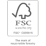 FSC® certified paper and packaging help promote responsible forest management