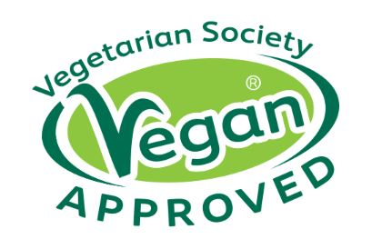 Vegetarian Society approved vegan trademark, Impress Print Services