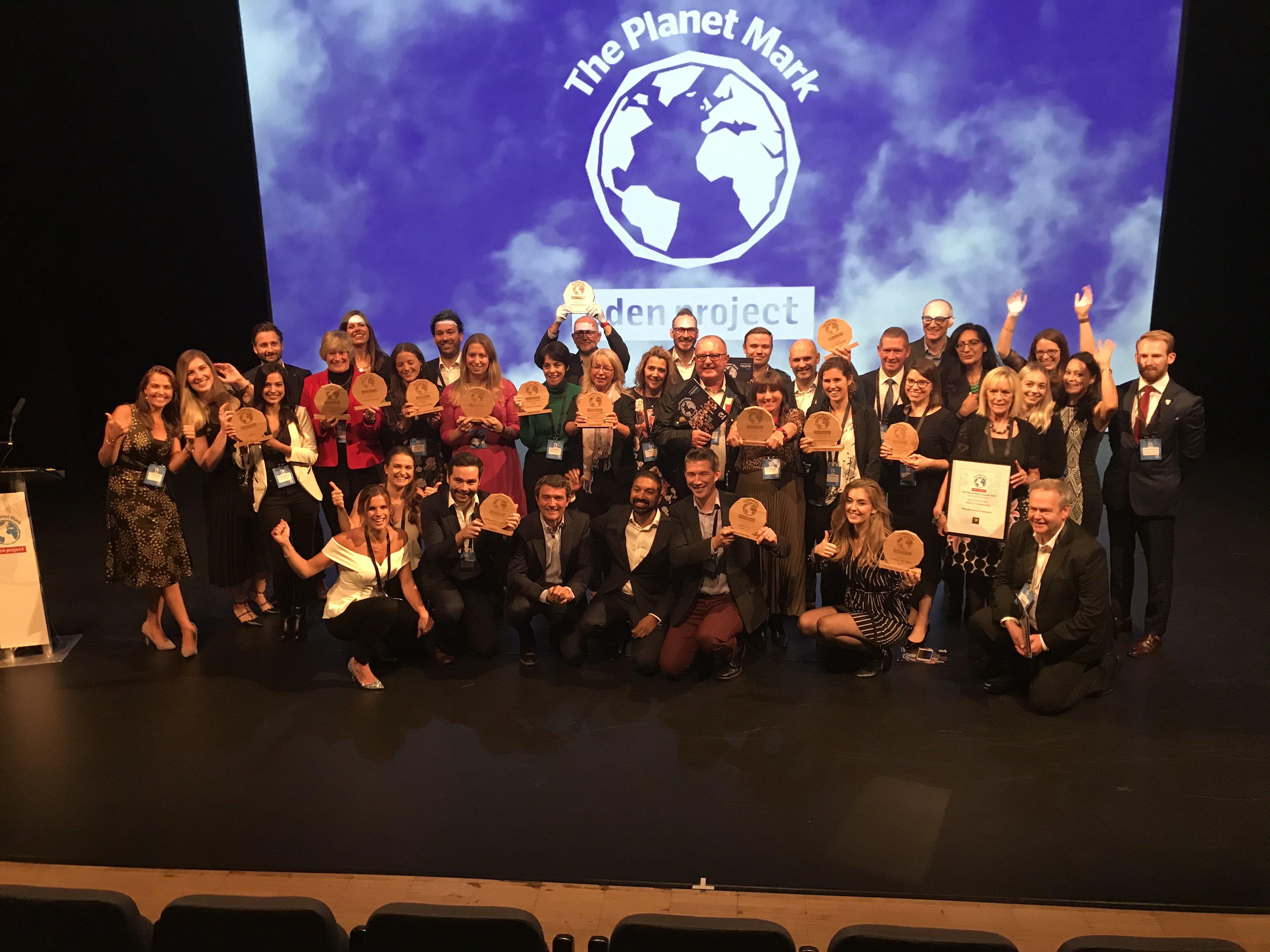 The Planet Mark Awards