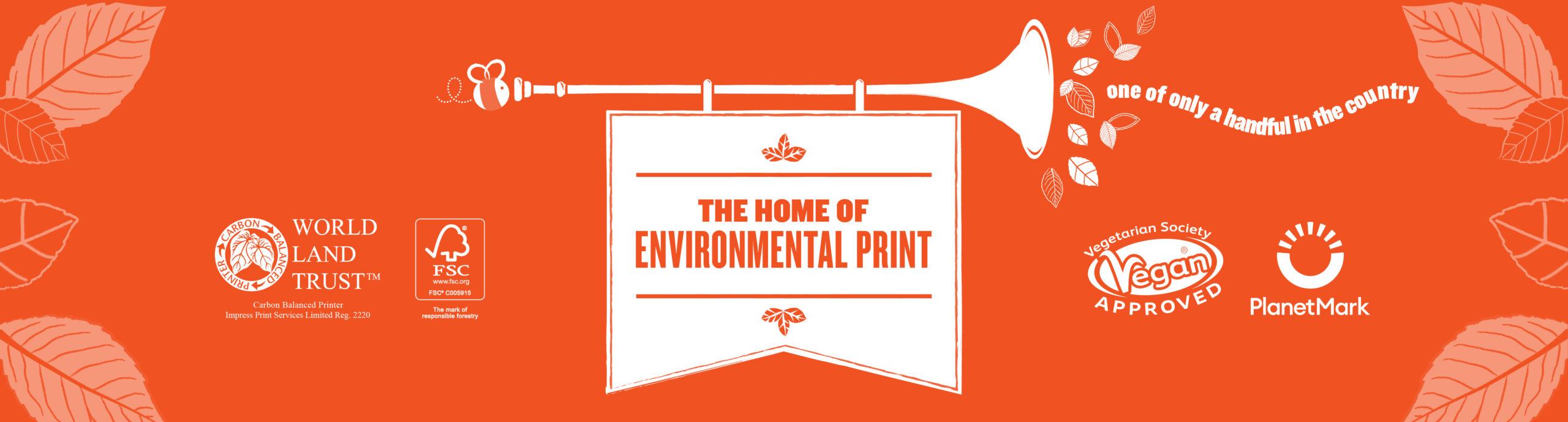 Printing | Eco Friendly Printing